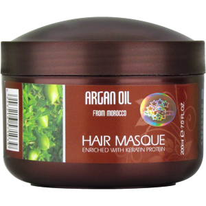 ARGAN HAIR MASQUE KERATIN PROTEIN