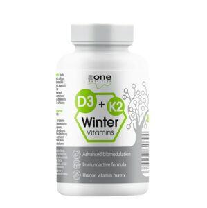 D3 + K2 - winter Vitamins - Aone 200 tbl