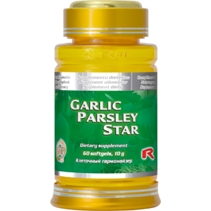 Garlic + Parsley Star