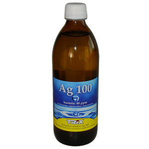 Koloidné striebro Ag 100 40ppm 500ml