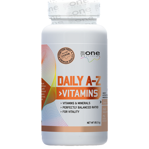 Multivitamíny - Daily A-Z vitamins